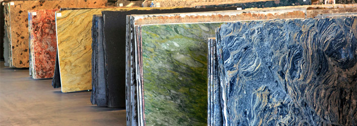 Color Selections Granite Countertops : Natural stone counter top colors custom granite solutions