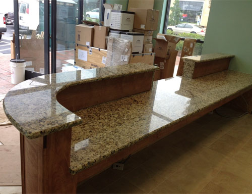 gallery project concrete exchange commercial design ideas countertop countertops and