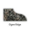 Granite counter top Ogee Edge