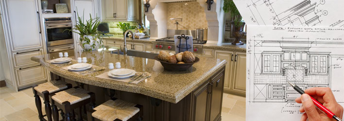 charlotte granite countertop design