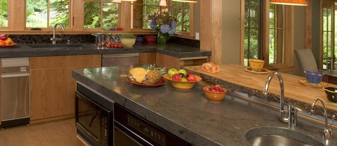 Kitchen Countertops Choosing The Right Material Custom