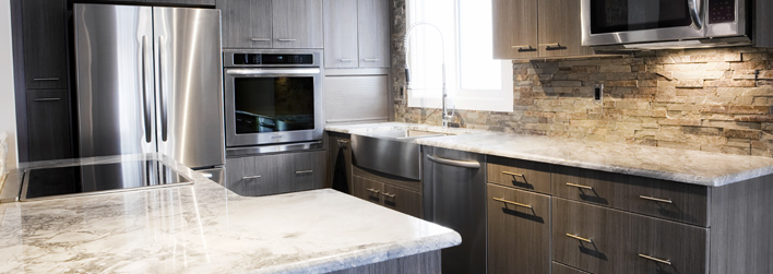 Colors And Textures Of Marble Countertops