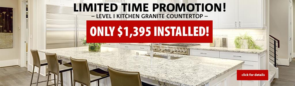 Granite Countertops Fabrication And